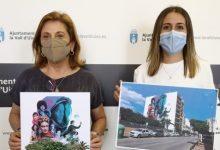 Un mural feminista de més de 25 metres decorarà l'avinguda Cor de Jesús de la Vall d'Uixó