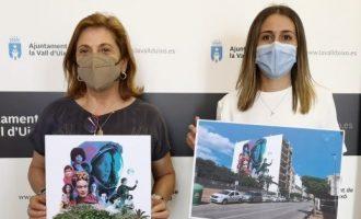Un mural feminista de más de 25 metros decorará la avenida Cor de Jesús de la Vall d'Uixó