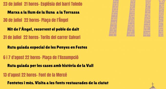 'Nits d'històries i historietes', un projecte per a fer visites guiades i conéixer la història de la Vall d'Uixó