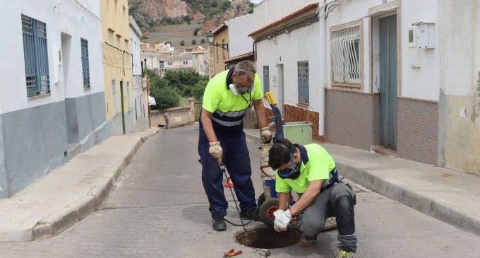 Onda prevé les plagues de paneroles i rosegadors amb un tractament als carrers del municipi