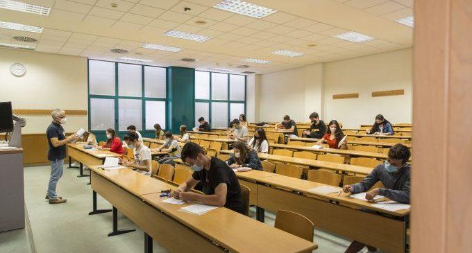 2.780 estudiants fan la matrícula per a fer la PAU 2021 a l'UJI