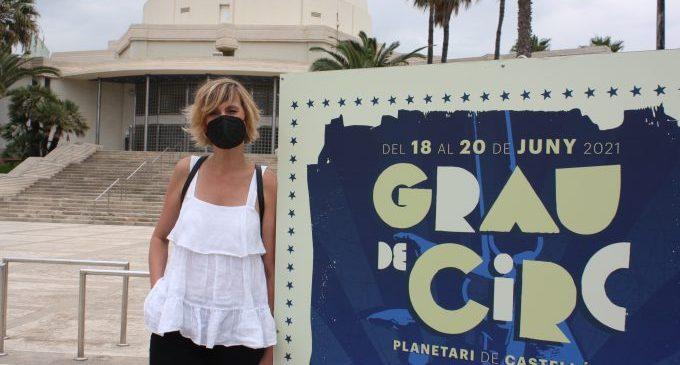 Grau de Circ da la bienvenida al verano de Castellón con tres pistas junto al mar