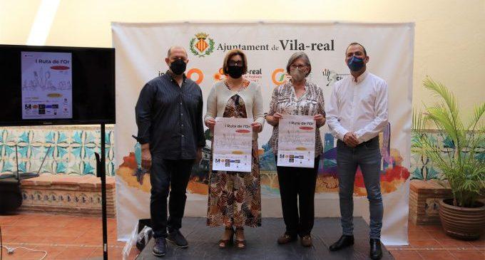 Cruz Roja Vila-real implica a los comercios y hostelería locales en la I Ruta del Oro