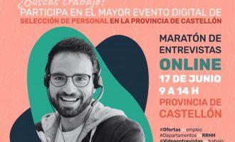 El maratón de entrevistas Som Talent ofrece más de 130 ofertas de empleo en la provincia de Castellón