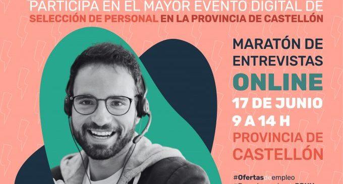 La marató d'entrevistes Som Talent ofereix més de 130 ofertes d'ocupació a la província de Castelló