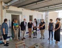 La Vall d'Uixó facilita l'obertura de l'habitatge supervisat del barri Toledo