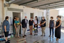 La Vall d'Uixó facilita la apertura de la vivienda supervisada del barrio Toledo