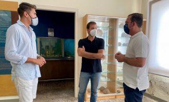 Peñíscola comença amb les obres de modernització del Museu de la Mar amb finançament europeu