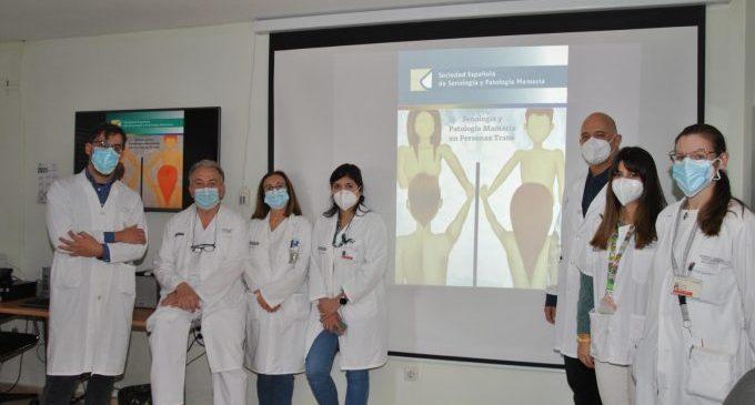 L'Hospital General de Castelló publica un manual mèdic sobre patologia mamària en les persones trans