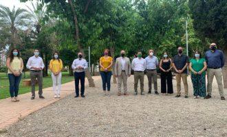 """La Diputación de Castellón celebra dos años de """"cercanía municipal y de diálogo"""" marcados por la pandemia"""