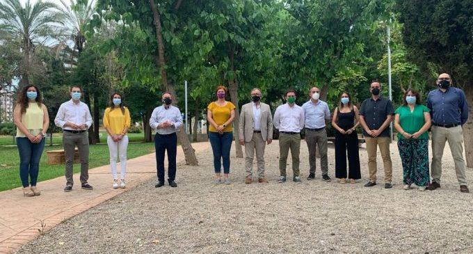 """La Diputació de Castelló celebra dos anys de """"proximitat municipal i de diàleg"""" marcats per la pandèmia"""