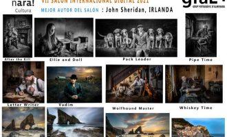 El irlandés John Sheridan, mejor autor del XLIII Concurs de Fotografia d'Almenara-VII Salón Internacional Digital 2021