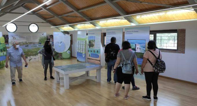 Almenara celebra el Dia Mundial del Medi Ambient amb una jornada de portes obertes de l'Aula de la Natura