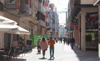 Borriana emitirá bonos descuento de hasta 200 euros para gastar en el comercio y hostelería local