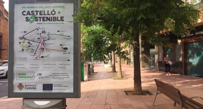 Castelló muestra la huella verde de la inversión europea en el Día Mundial del Medio Ambiente