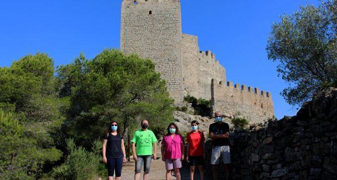 La Diputació de Castelló aposta per dinamitzar els castells de Xivert i Polpís amb representacions teatrals que recreen la vida en les fortaleses