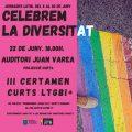 Borriana amenitza la setmana prèvia al Dia de l'Orgull LGTBI+ amb contacontes i curts