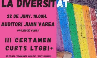 Borriana ameniza la semana previa al Día del Orgullo LGTBI+ con cuentacuentos y cortos
