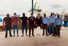 Borriana se suma al sector pesquer en la protesta contra el Pla de Demersals de la UE