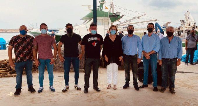 Borriana se suma al sector pesquero en la protesta contra el Plan de Demersales de la UE