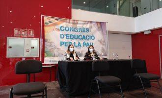El Ayuntamiento de la Vall d'Uixó celebra el III Congrés d'Educació per la Pau