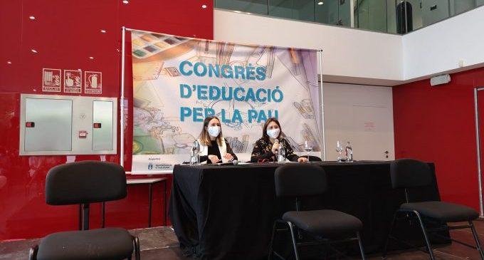L'Ajuntament de la Vall d'Uixó celebra el III Congrés d'Educació per la Pau