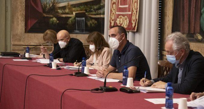 El Consorci Provincial de Bombers de Castelló ratifica la major oferta d'ocupació pública de l'última dècada amb 17 places de bombers i 7 de caps