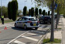 La Policia Local de Borriana mamprén una campanya de control d'alcohol i drogues en la conducció