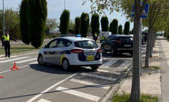 La Policía Local de Burriana emprende una campaña de control de alcohol y drogas en la conducción