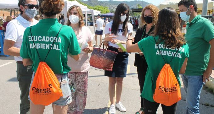 Benicàssim incorpora educadores ambientals per conscienciar sobre la gestió dels residus