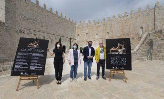 Arranca el Festival de Teatre Clàssic de Peñíscola amb la comèdia com a ingredient principal fins al 24 de juliol