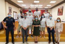 Set joves menors de 30 anys s'incorporen per a garantir les mesures anticovid a les platges de Benicarló