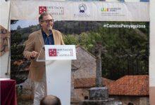 """Martí: """"És una gran notícia signar el conveni per a la recuperació de Sant Joan de Penyagolosa"""""""