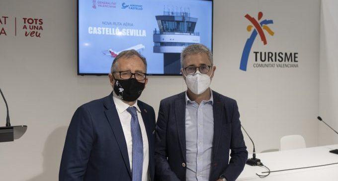 La Diputación promocionará el producto turístico de la provincia en Sevilla y Bilbao