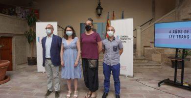 La Llei Trans de la Comunitat Valenciana, quatre anys generant drets