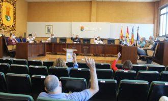 Benicàssim suspenderá el pago de la tasa de terrazas a hostelería y comercio durante el 2022