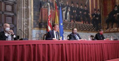 Puig defiende el acceso universal a las vacunas contra la Covid-19 durante los premios Rei Jaume I