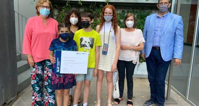 """El concurs Reciplasa premia a l'IES Jaume I de Borriana amb """"Què fem amb el fem?"""