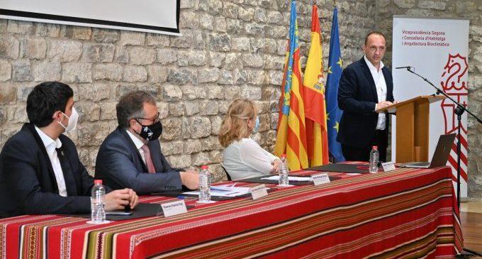 Els joves podran adquirir i reformar habitatges a l'interior de Castelló
