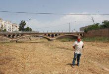 L'Ajuntament condiciona de nou el llit del riu Anna en el tram urbà de Borriana
