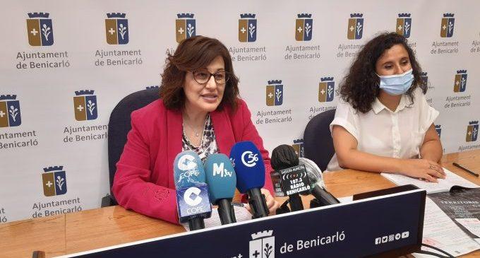 Benicarló celebra cinc anys reivindicant els drets del col·lectiu LGTBIQ+ amb 'Bategant Resistències'