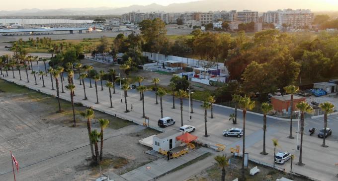 Borriana impedirà l'accés a les platges la 'Nit de Sant Joan'