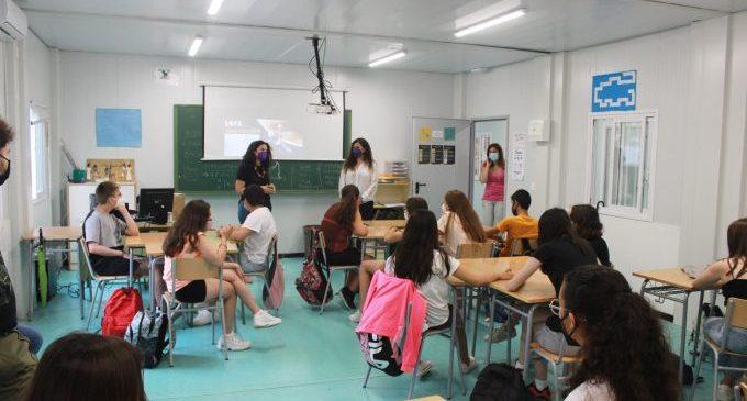 Més de 500 joves de Borriana reben informació professional i contrastada sobre relacions afectives i sexuals