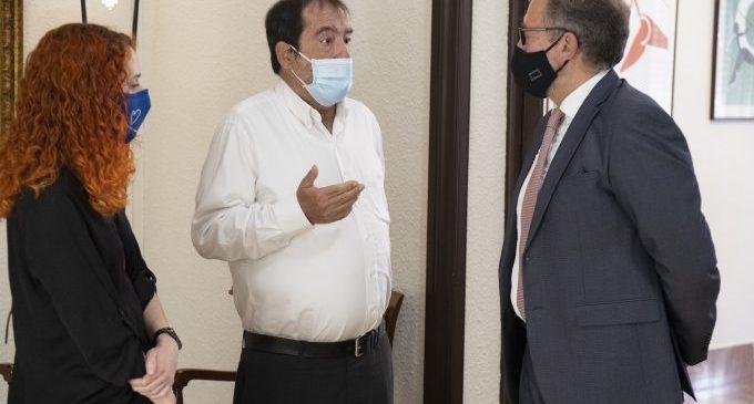 Martí proposarà que el ple de la Diputació aprove una declaració institucional sol·licitant la creació d'una unitat de trasplantament renal a Castelló