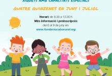 Vila-real comptarà aquest estiu amb XiCaEstiu, un programa d'oci per a xiquets i xiquetes amb diversitat funcional