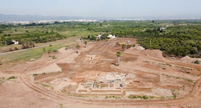 El Museu Arqueològic de Borriana abre el yacimiento de Sant Gregori a través de una visita virtual