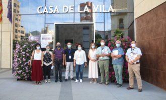 Onda será candidata a los premios 'Viles en flor' por su apuesta por el embellecimiento floral y ajardinamiento de las calles y plazas
