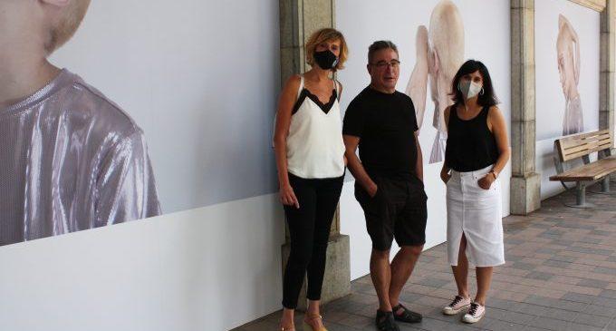 La Façana del Mercat de Castelló s'obre a la videocreació amb 'Liminal' de Marta Negre