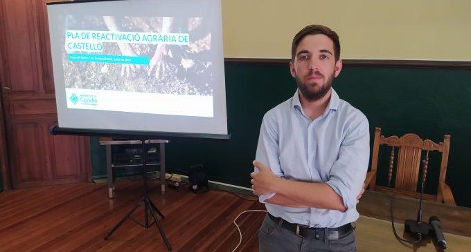 La comercialització de proximitat i generar una marca de producte local arriben a Castelló amb la reactivació del sector agrari