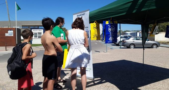 L'educació ambiental de Castelló es trasllada a les platges